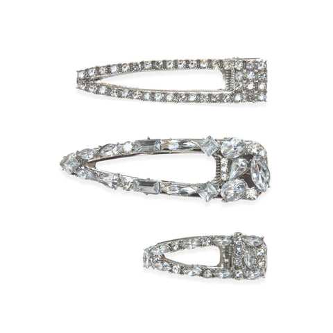 silver-hair-clip-thick-diamante-trio-issy-johnny-loves-rosie-accessories