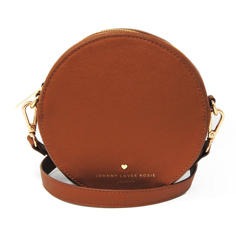 tan-bag-crossbody-circle-acacia-johnny-loves-rosie-accessories