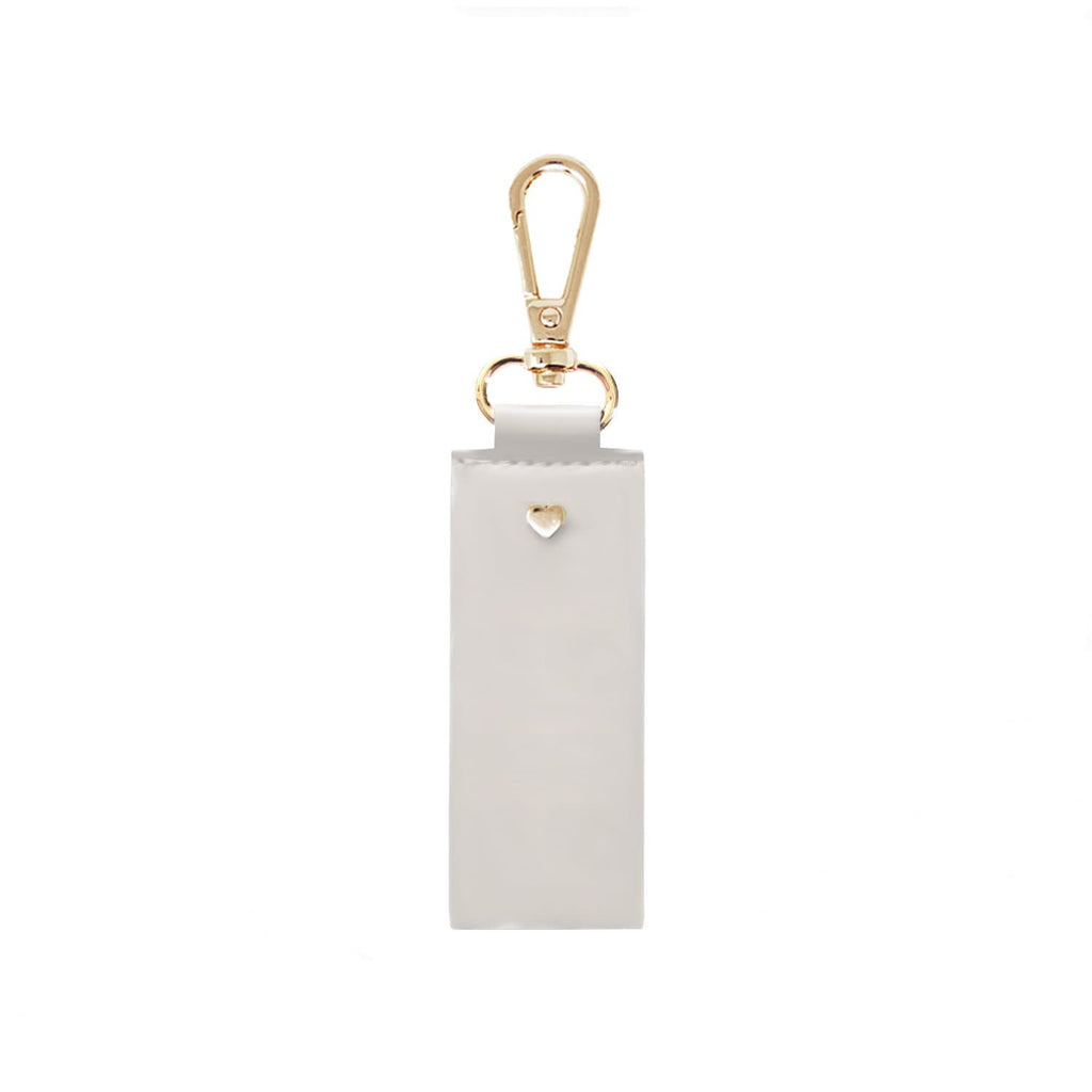grey-keyring-soft-vegan-leather-straight-archie-johnny-loves-rosie-accessories