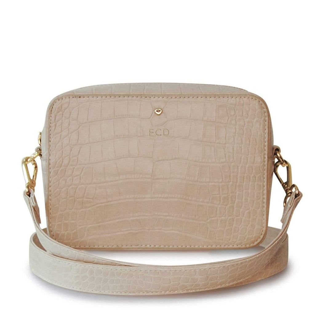 NUDE-COSSBODY-BAG-VEGAN-LEATHER-LUXE-CROC-PERSONALISED-CARRIE-JOHNNY-LOVES-ROSIE