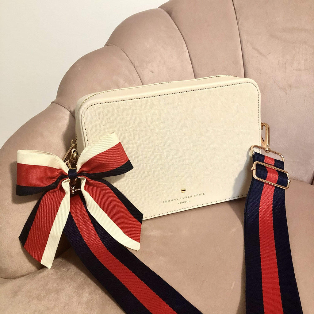 Ecru Beatrice Bag Set