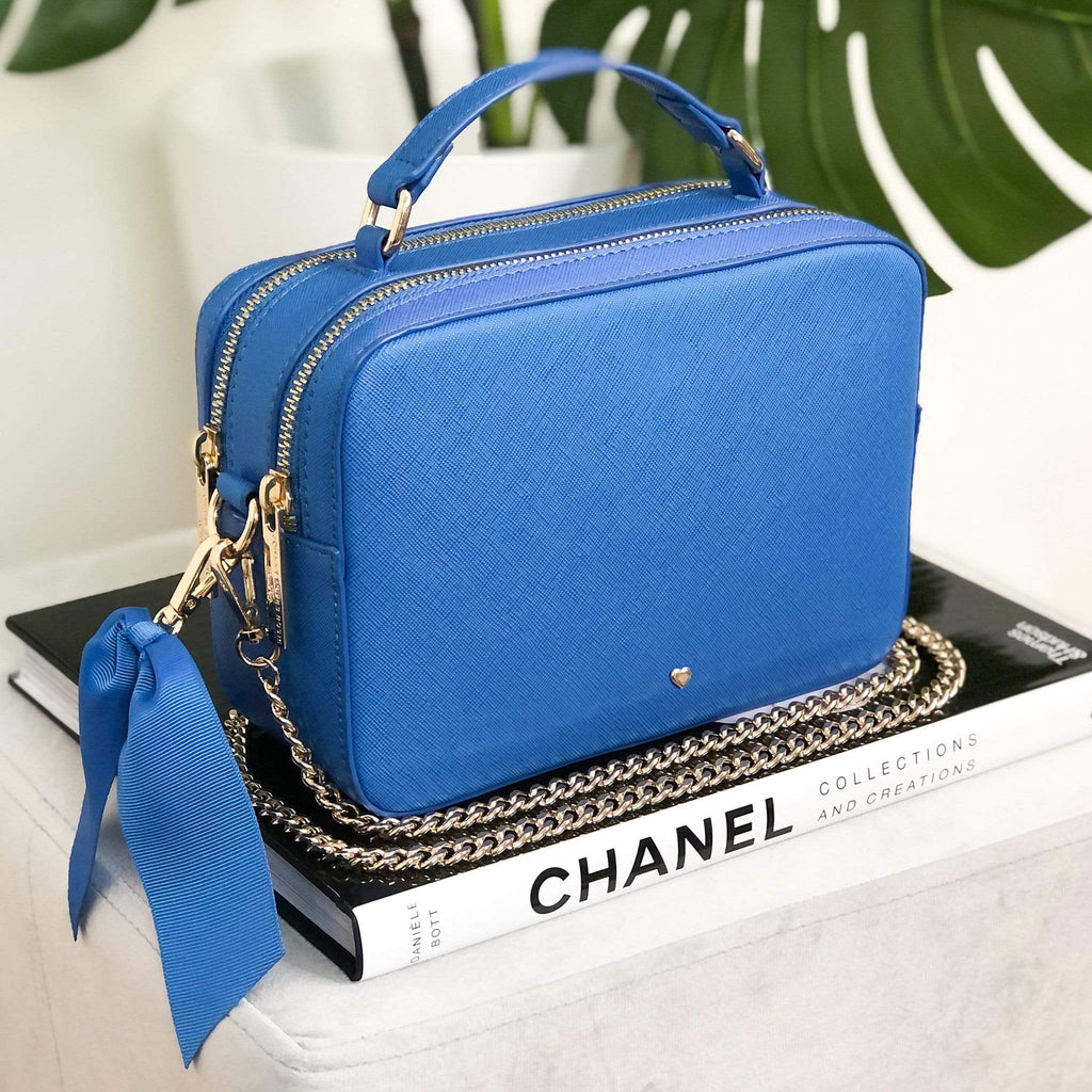 BLUE-BAG-HUDSON-LUXE-GOLD-CHAIN-JOHNNY-LOVES-ROSIE-ACCESSORIES