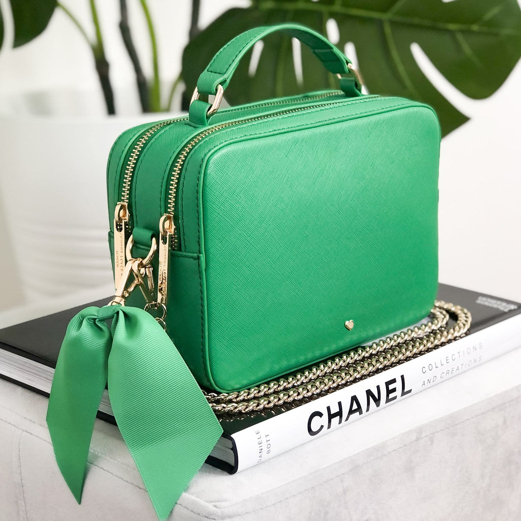 GREEN-BAG-HUDSON-LUXE-GOLD-CHAIN-JOHNNY-LOVES-ROSIE-ACCESSORIES