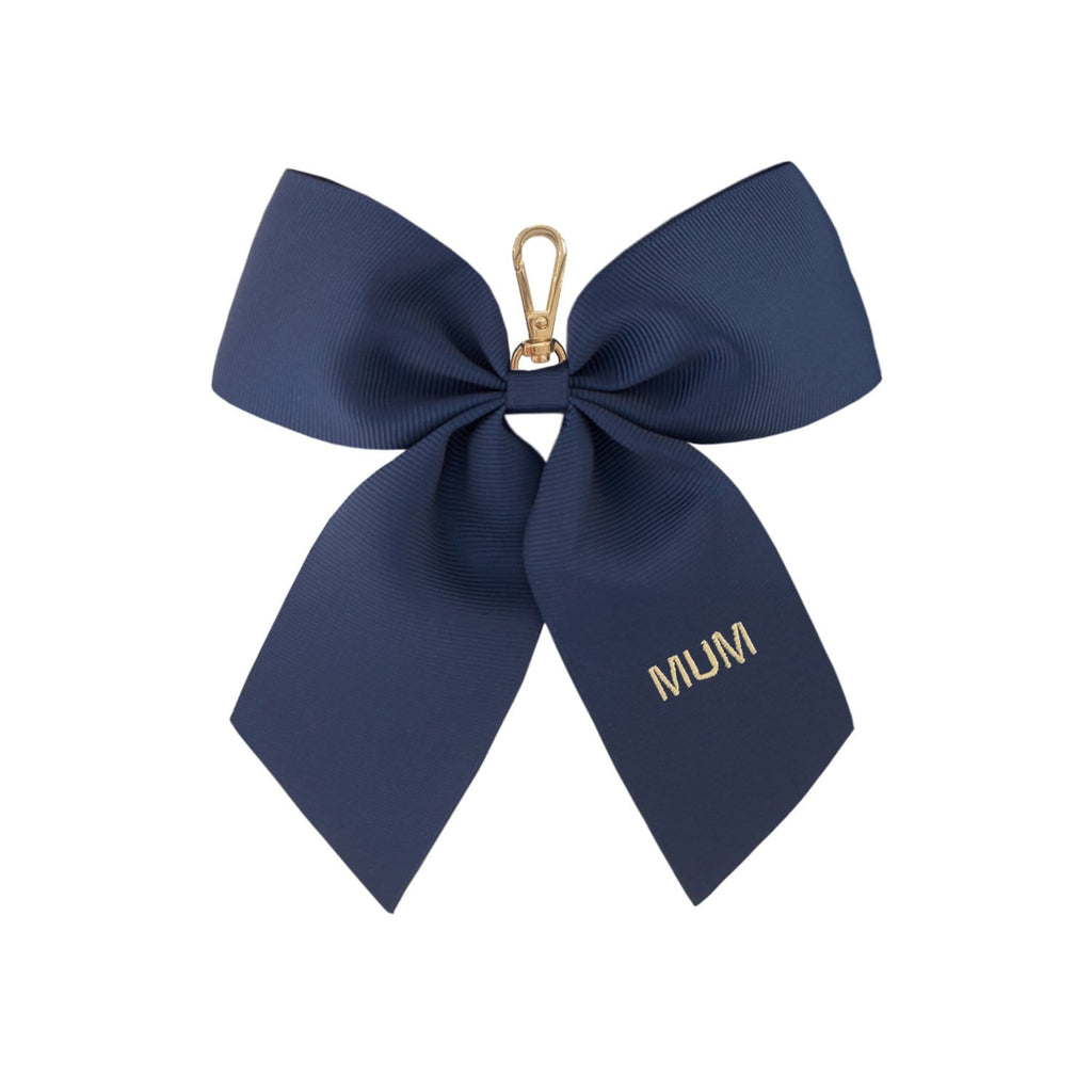 navy-bow-keyring-mothers-day-eloise-johnny-loves-rosie-accessories