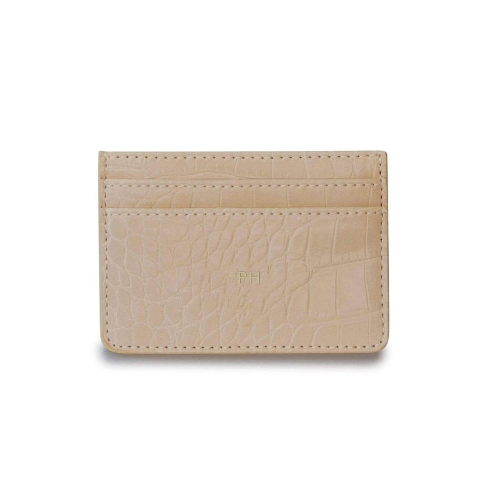 NUDE-CARD-HOLDER-PURSE-VEGAN-LEATHER-LUXE-CROC-PERSONALISED-SAM-JOHNNY-LOVES-ROSIE