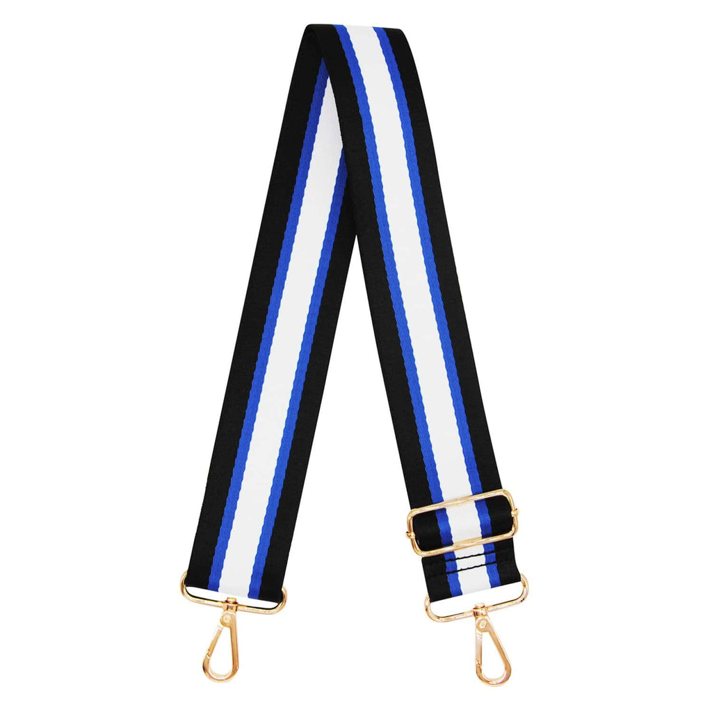 NAVY-BLUE-STRIPE-BAG-STRAP-ADJUSTABLE-MULTI-CANVAS-WEB-JOHNNY-LOVES-ROSIE