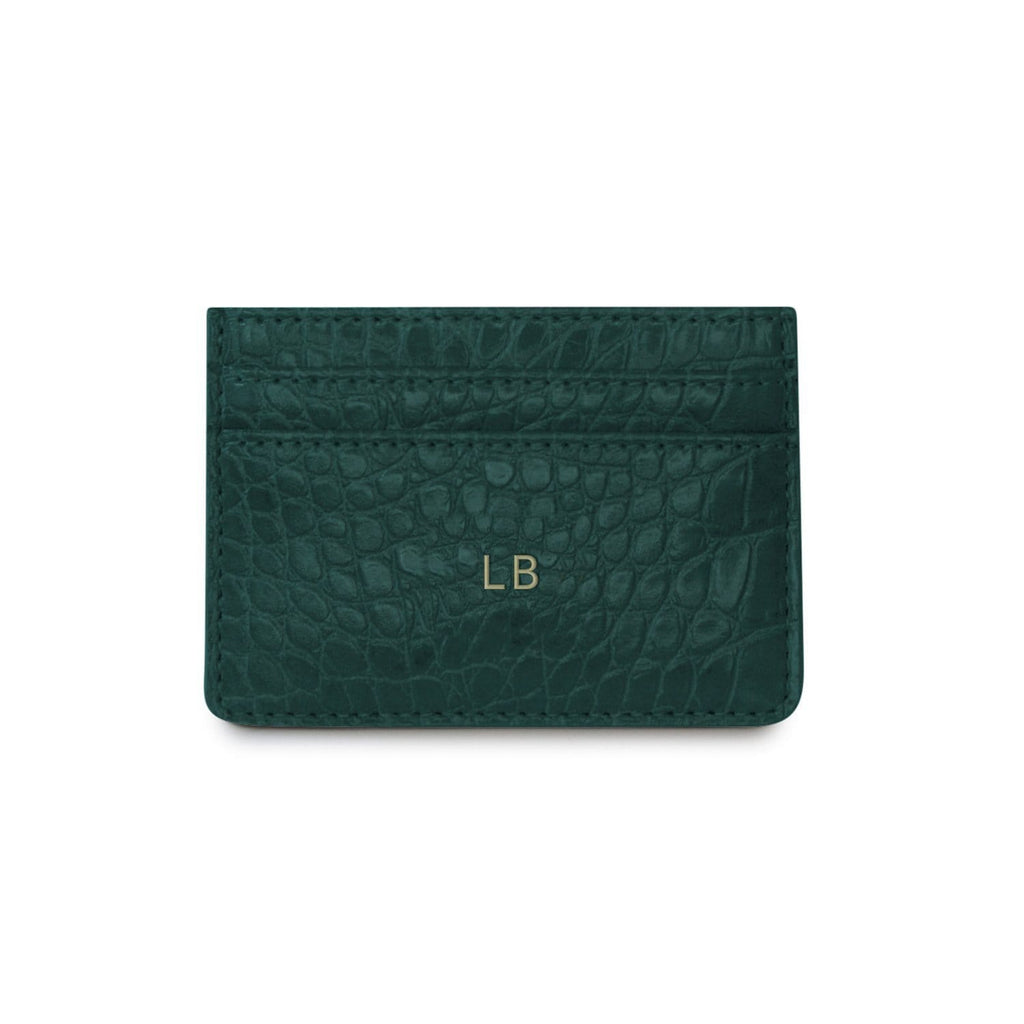 emerald-card-holder-luxe-croc-sam-johnny-loves-rosie-accessories