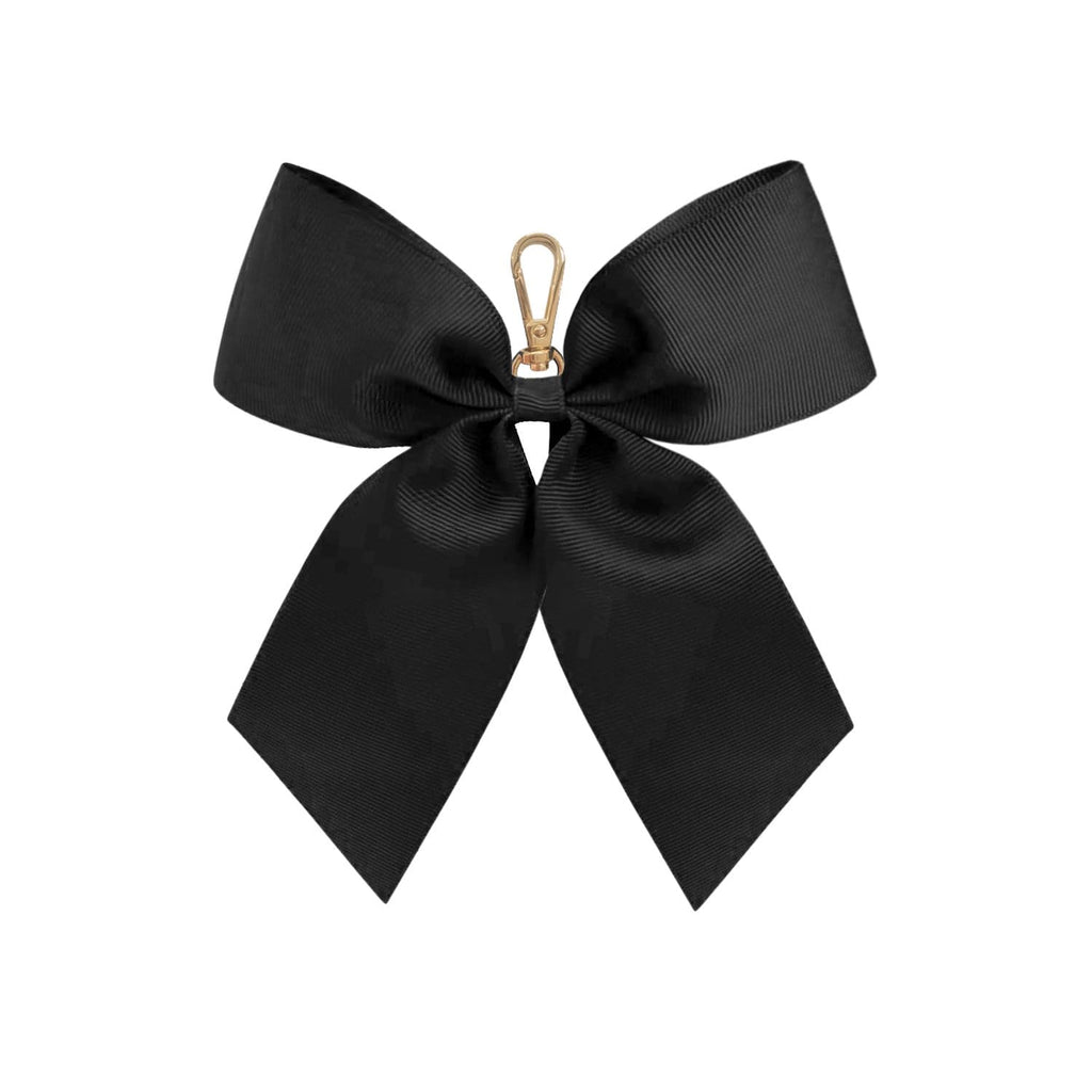 black-bow-keyring-eloise-johnny-loves-rosie-accessories