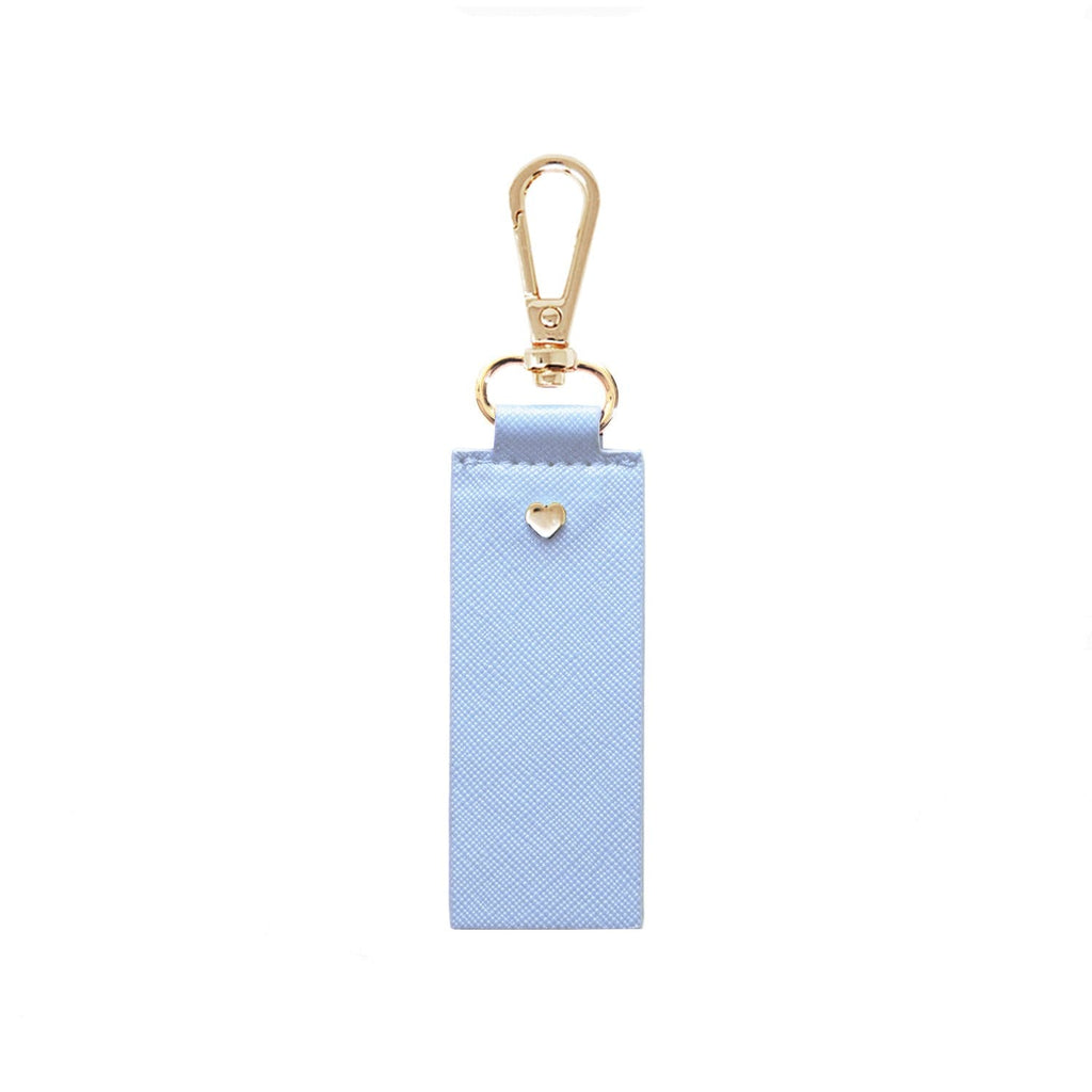 powder-blue-archie-keyring-straight-johnny-loves-rosie-accessories
