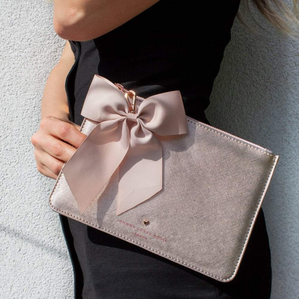 rose-gold-pouch-bag-bow-vegan-leather-blair-johnny-loves-rosie-accessories