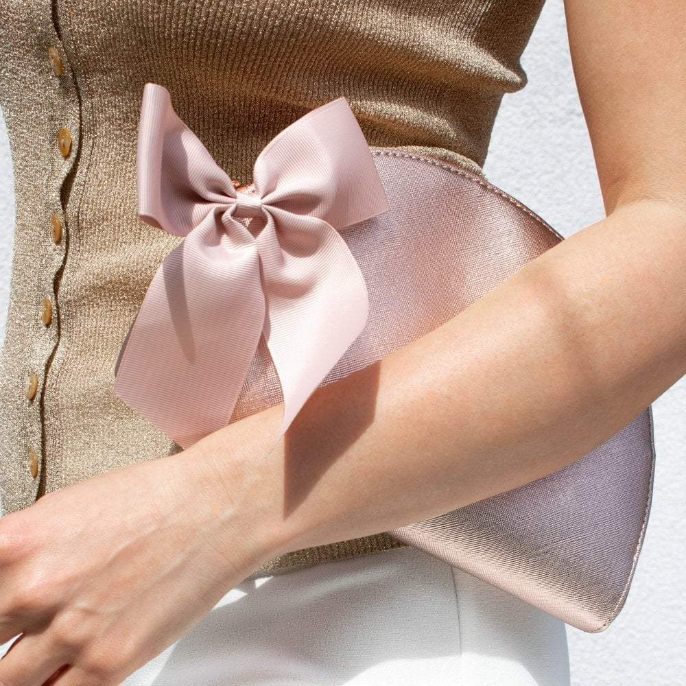 rose-gold-pouch-bag-half-moon-bow-detail-vegan-leather-megan-johnny-loves-rosie-accessories