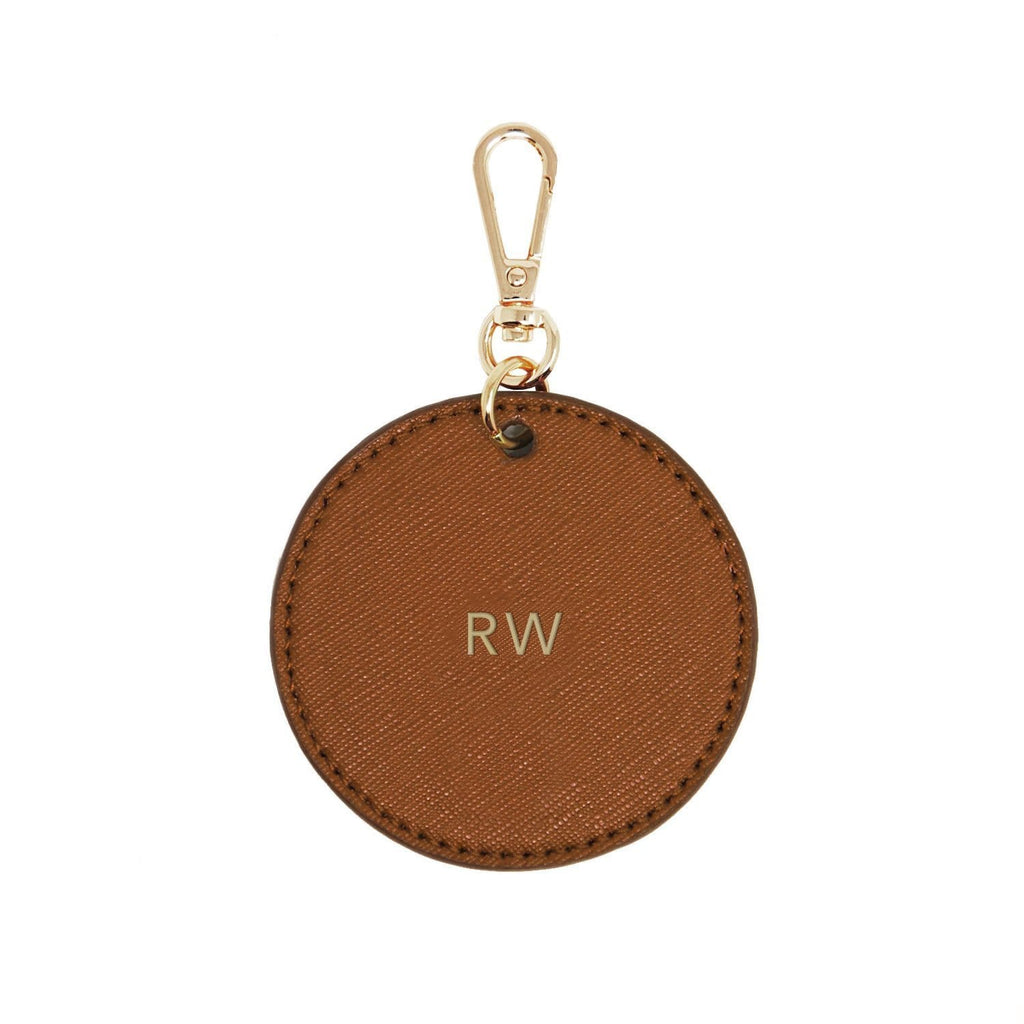 tan-keyring-circle-arlo-johnny-loves-rosie-accessories
