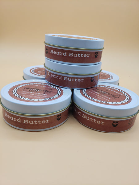 Beard Butter - Dalia's Handcrafted Creations