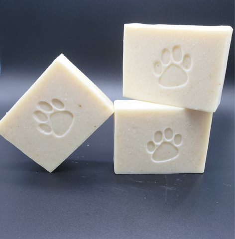 Doggy Suds. Shea Butter Shampoo Bar - Dalia's Handcrafted Creations