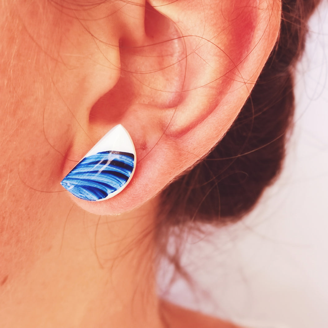 Pendientes blue waves