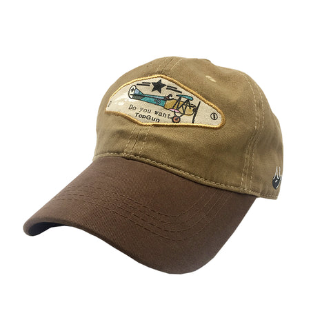Top Gun Brown Adjustable