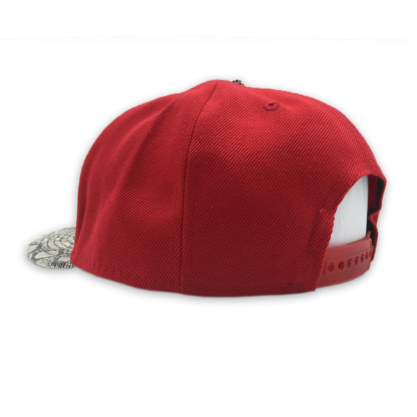 SP Red/Cream Snapback