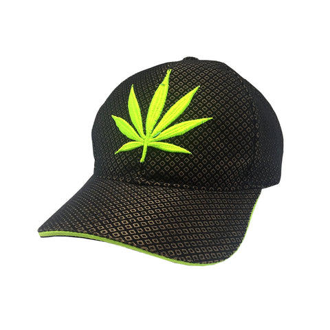 Marijuana Brown/Green Adjustable