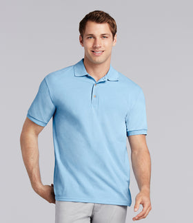 Mens Polo Shirt Sky Blue