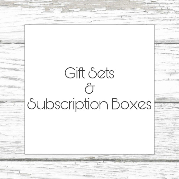 Gift Sets & Subscription Boxes