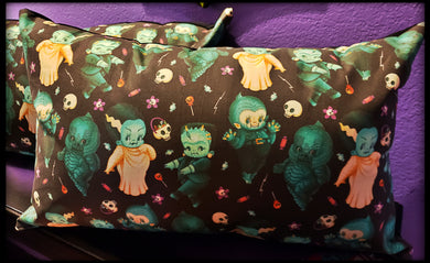 Monster Kewpie Pillow
