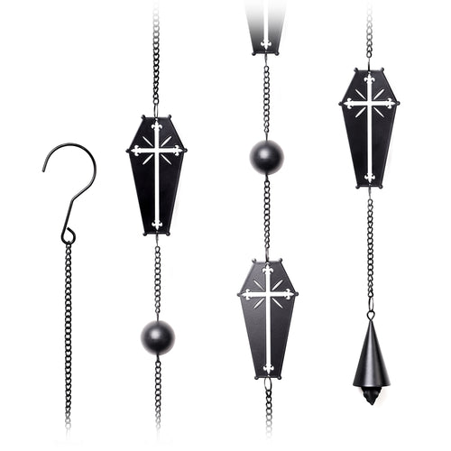 Coffin Windchime