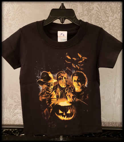 Kid Pumpkin Tee
