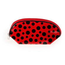 Load image into Gallery viewer, Polka Dot Cosmetic Bag