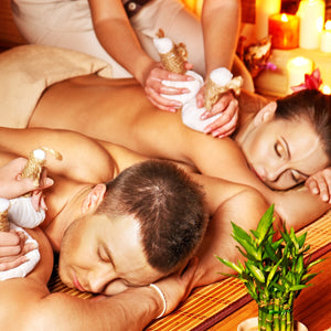 Couples Full Body Massage (50 mins)