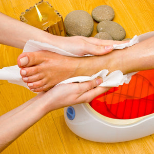 Spa Paraffin Pedicure (80 mins)