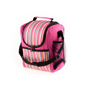 Striped Cooler Bag (7.5L)