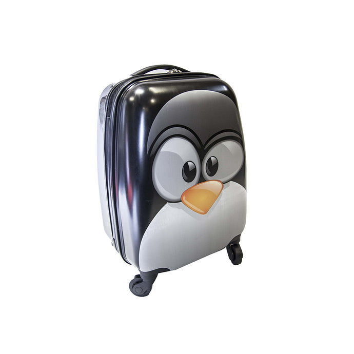 Kids Penguin Spinner Carry-On (48cm)