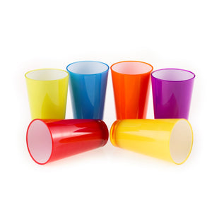 Colourful Glasses (350ml)