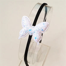 Load image into Gallery viewer, Women's Twinkling Rhinestone Butterfly Hairband