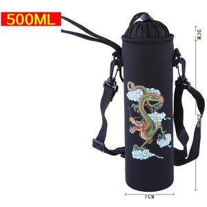 Insulated 350ml/500ml Water Bottle Holder