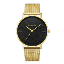 Load image into Gallery viewer, Luxury Quartz Casual Stainless Steel Mesh Strap Watch