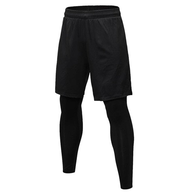 Two Piece Compression Pants