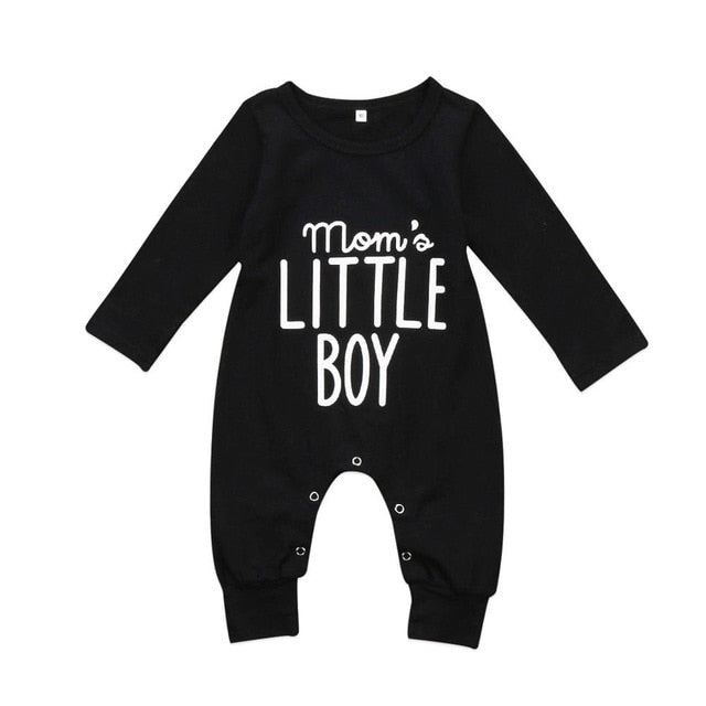 0-24M Newborn Fashion Jumpsuit