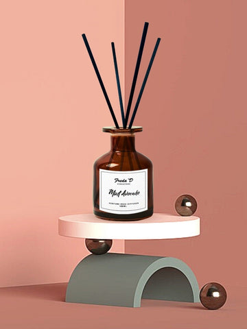 MINT AVOCADO REED DIFFUSER