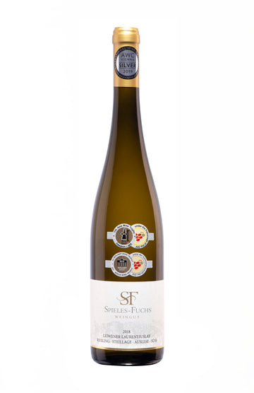 Riesling Auslese der Leiwener Laurentiuslay aus 2018 (75cl)