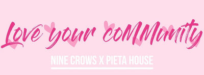 'Love Your Community' - Nine Crows X Pieta House Event