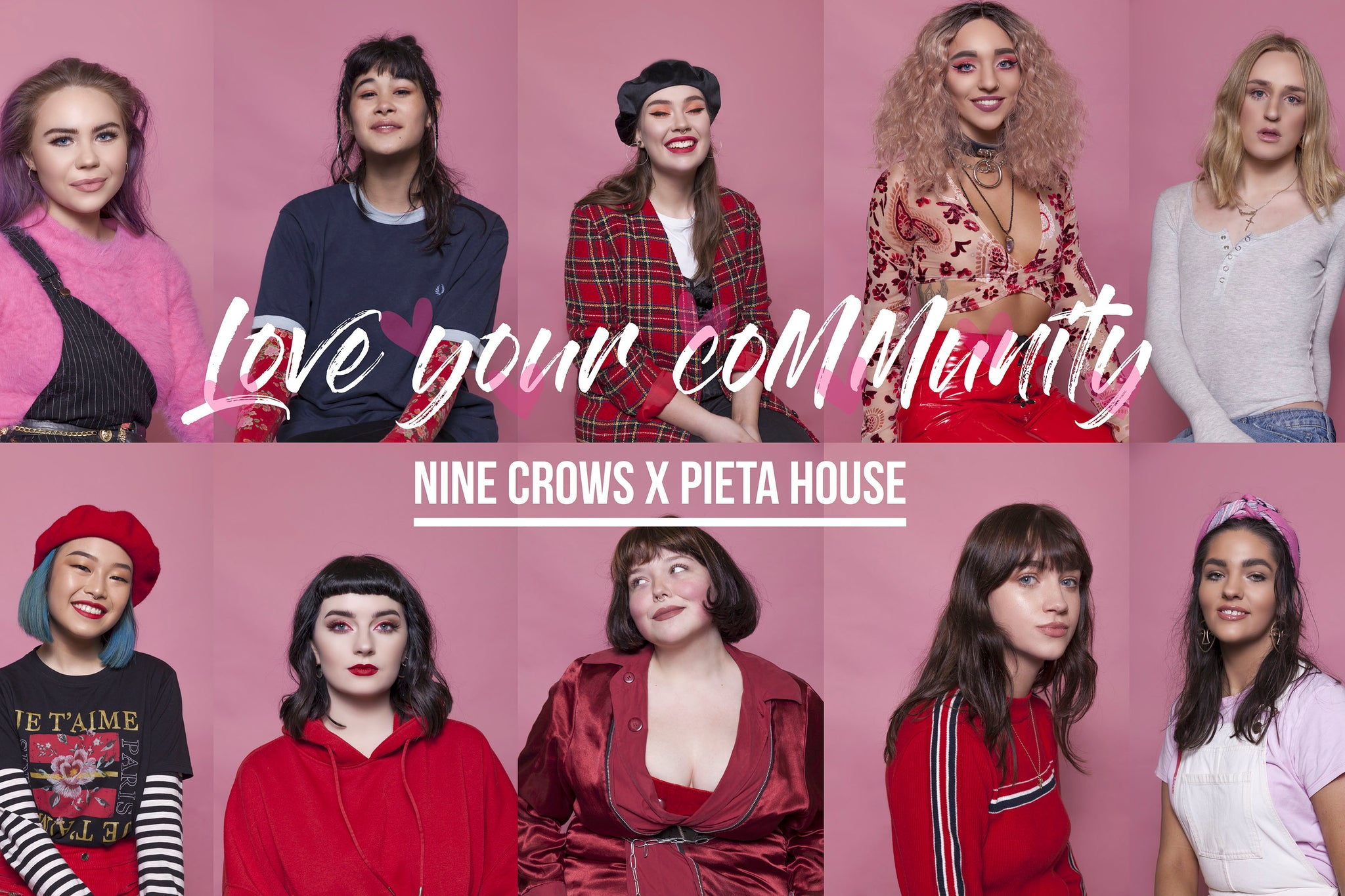 Love Your Community - Nine Crows X Pieta House