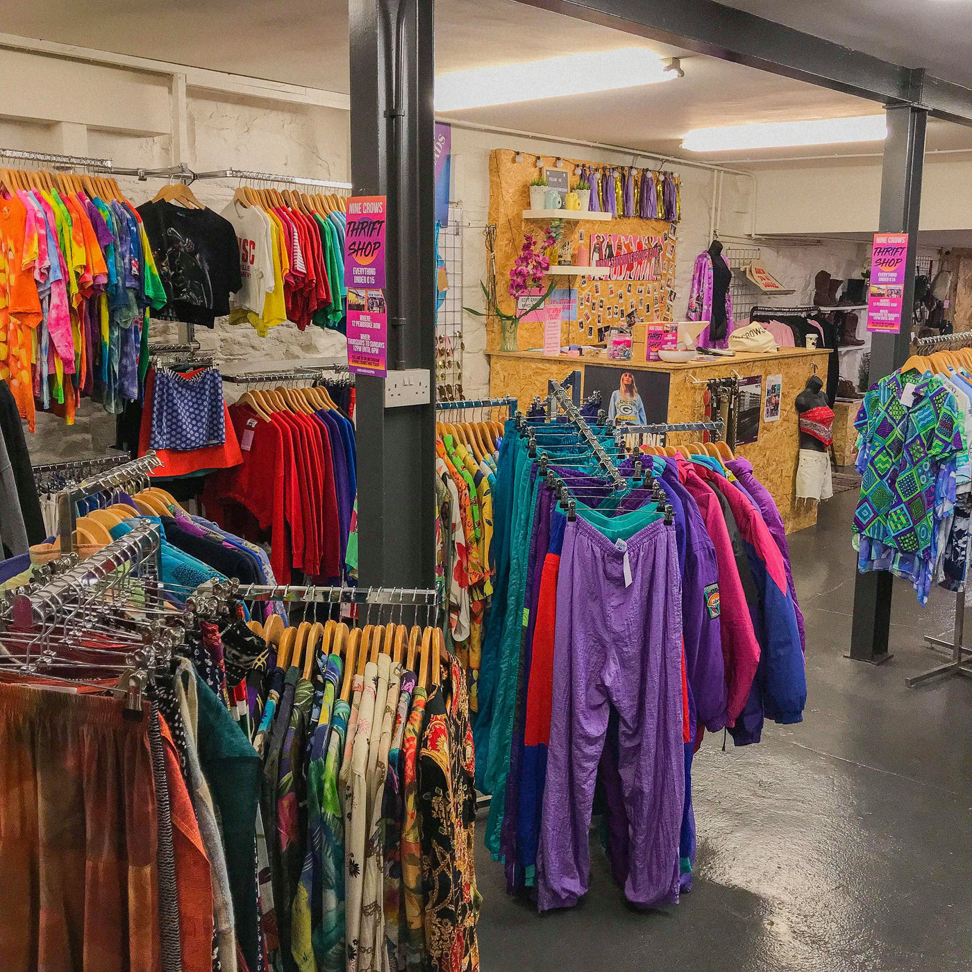 NINE CROWS - HAND PICKED VINTAGE & THRIFT CLOTHING IN DUBLIN. – NINE CROWS VINTAGE