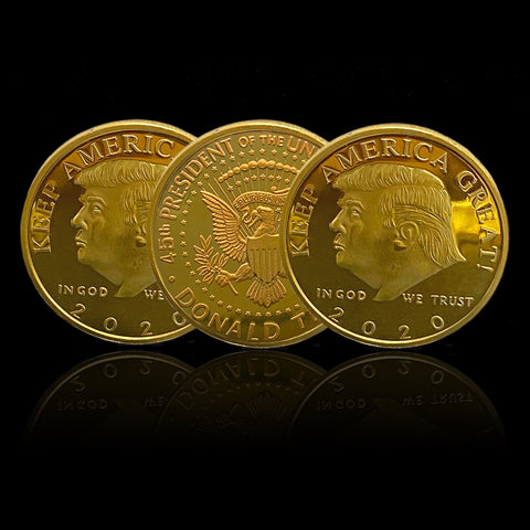 3 PACK Commemorative Coin