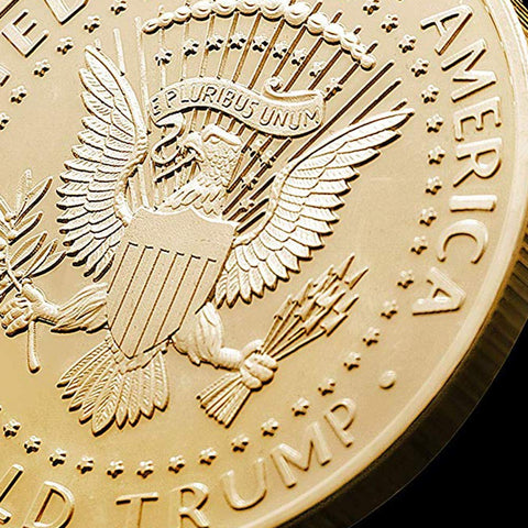 **SPECIAL OFFER** 3 PACK Donald Trump American Eagle Commemorative Coin