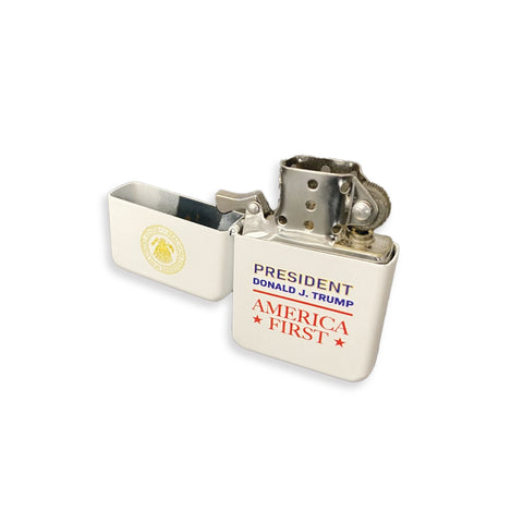 President Donald J. Trump Flip Top Lighter