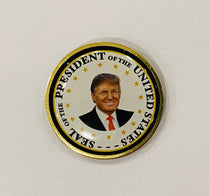 Donald Trump Seal Of The President Pin