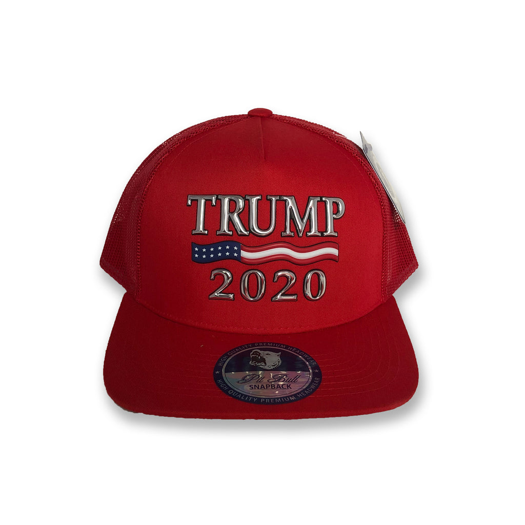 Trump 2020 Red Trucker Hat