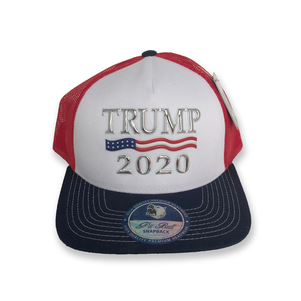 Trump 2020 Multi-Color Trucker Hat