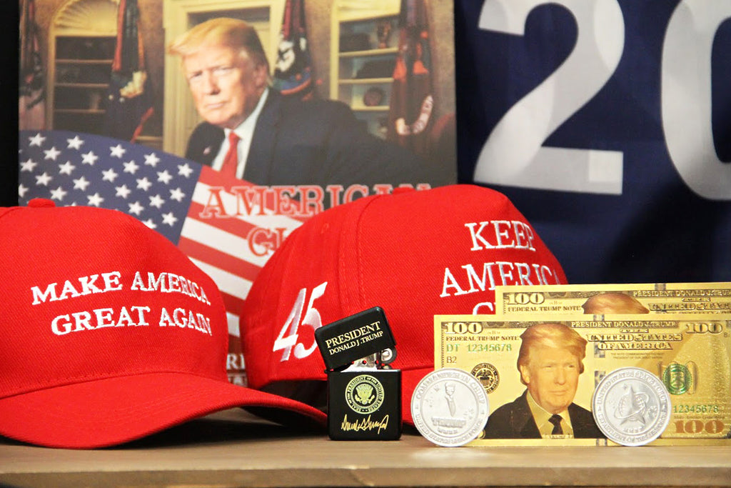Trump Collector's Pack **LIMITED DEAL**